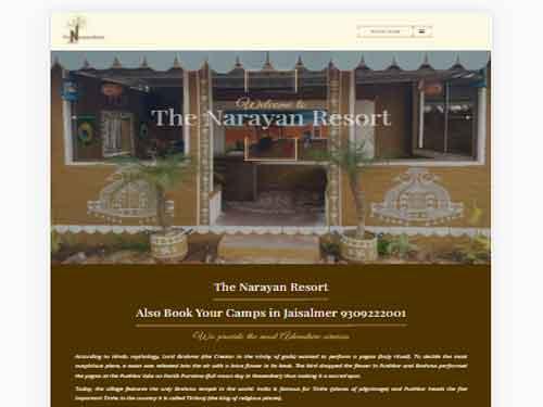 The Narayan Resort