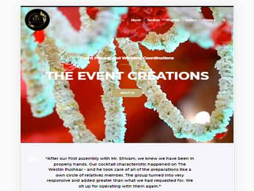 The Event Creations